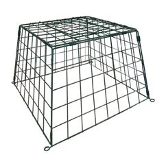 Ground Bird Feeder Cage