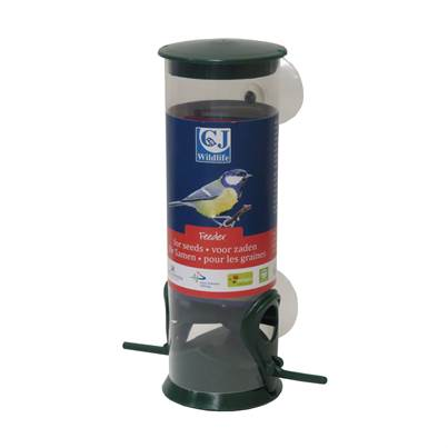 CJ Wildlife Discovery Window Seed Feeder
