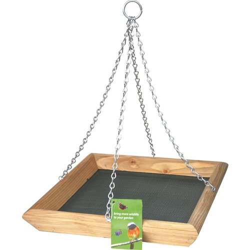 CJ Wildlife Hanging Bird Feeder Tray