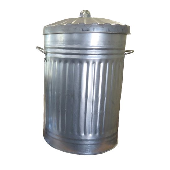 additional image for Metal Bird Seed Bins