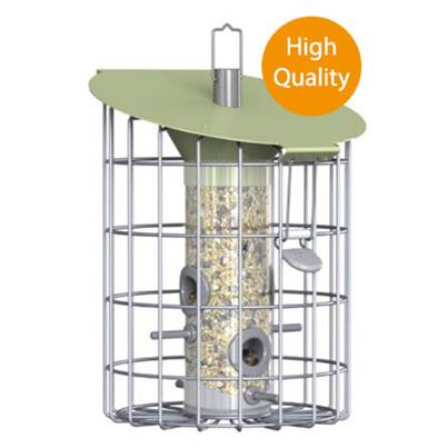 Nuttery Roundhaus Seed Feeder - Nuttery
