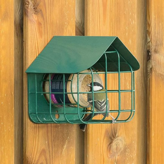 additional image for Waterford Caged Peanut Butter Feeder