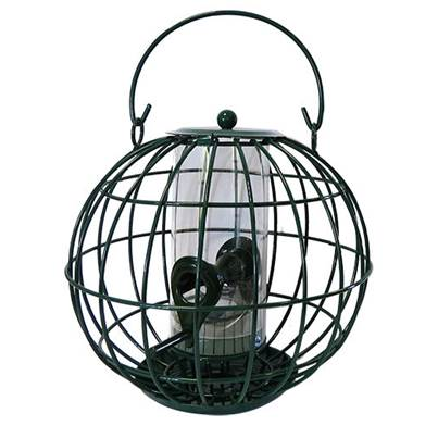 CJ Wildlife London Caged Seed Feeder