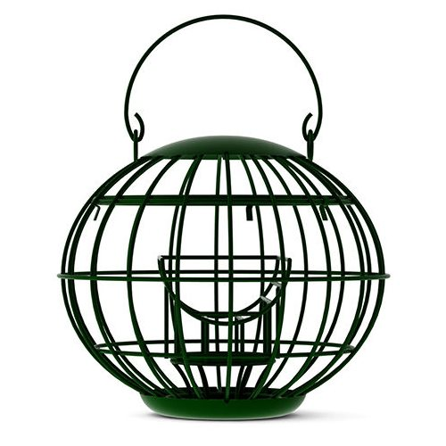 CJ Wildlife London Caged Peanut Butter Feeder